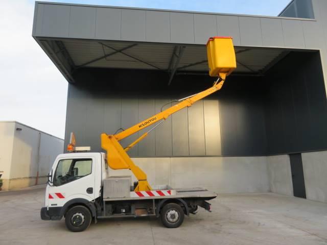 Nissan CABSTAR 32.11 (10 meter), Auto hoogwerkers, Bouw