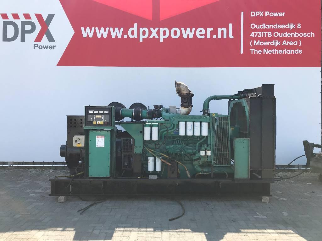 Cummins QST30-G2 - 800 kVA Generator (60 Hz) - DPX-11285, Diesel generatoren, Bouw