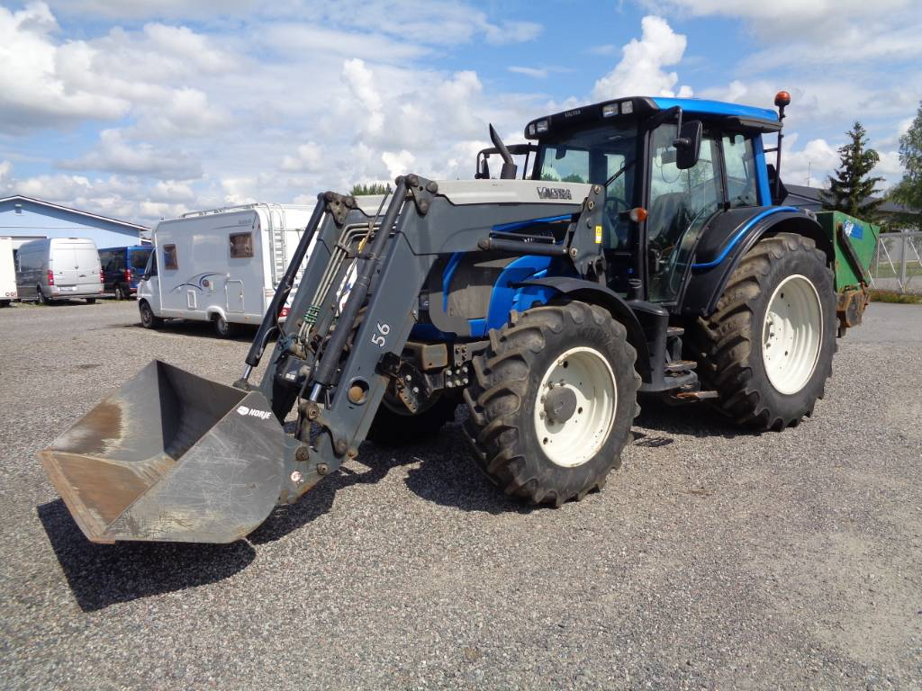 Valtra N121, Traktorit, Maatalous