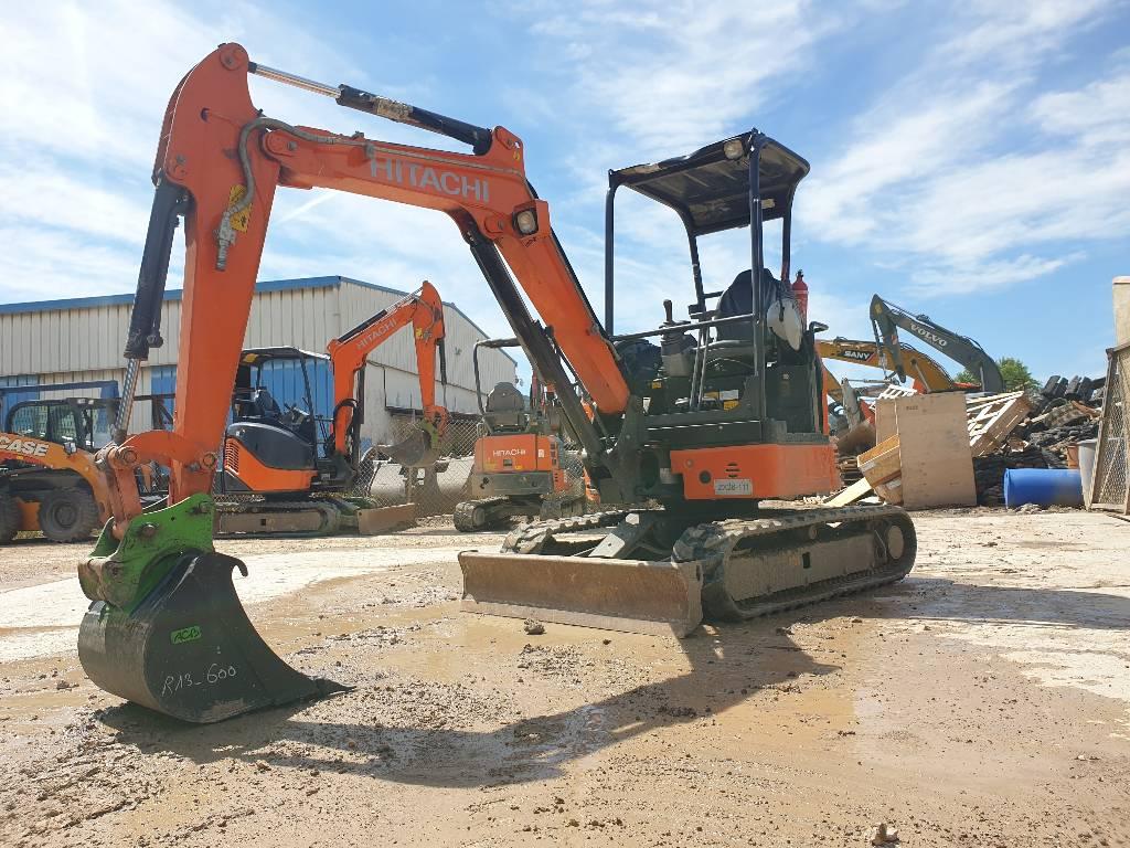 Hitachi ZX 26 U-5, Mini excavators < 7t, Construction Equipment