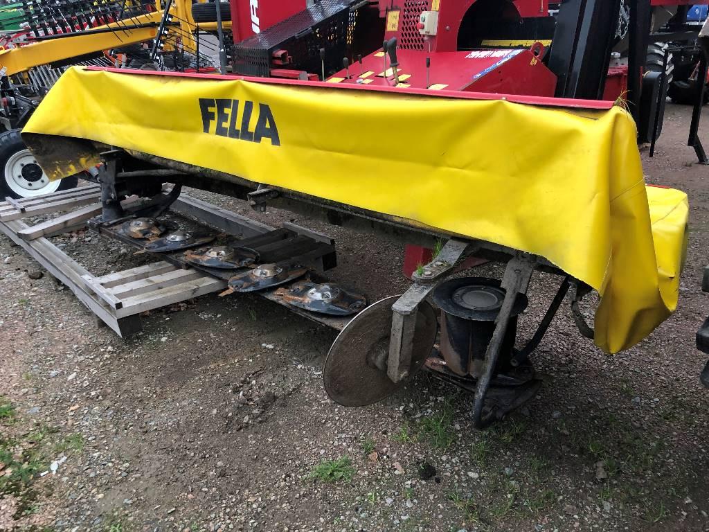 Fella SM 288 rotorslåttermaskin, Slåttermaskiner, Lantbruk