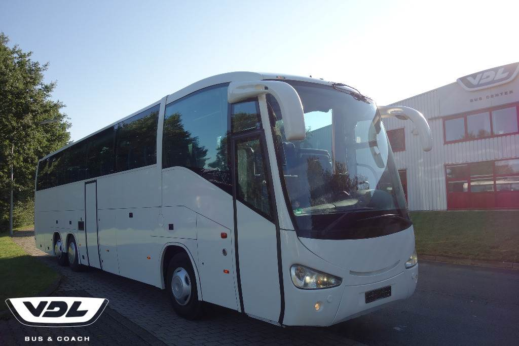 Scania Century 12,8 / 3,7, Coaches, Vehicles
