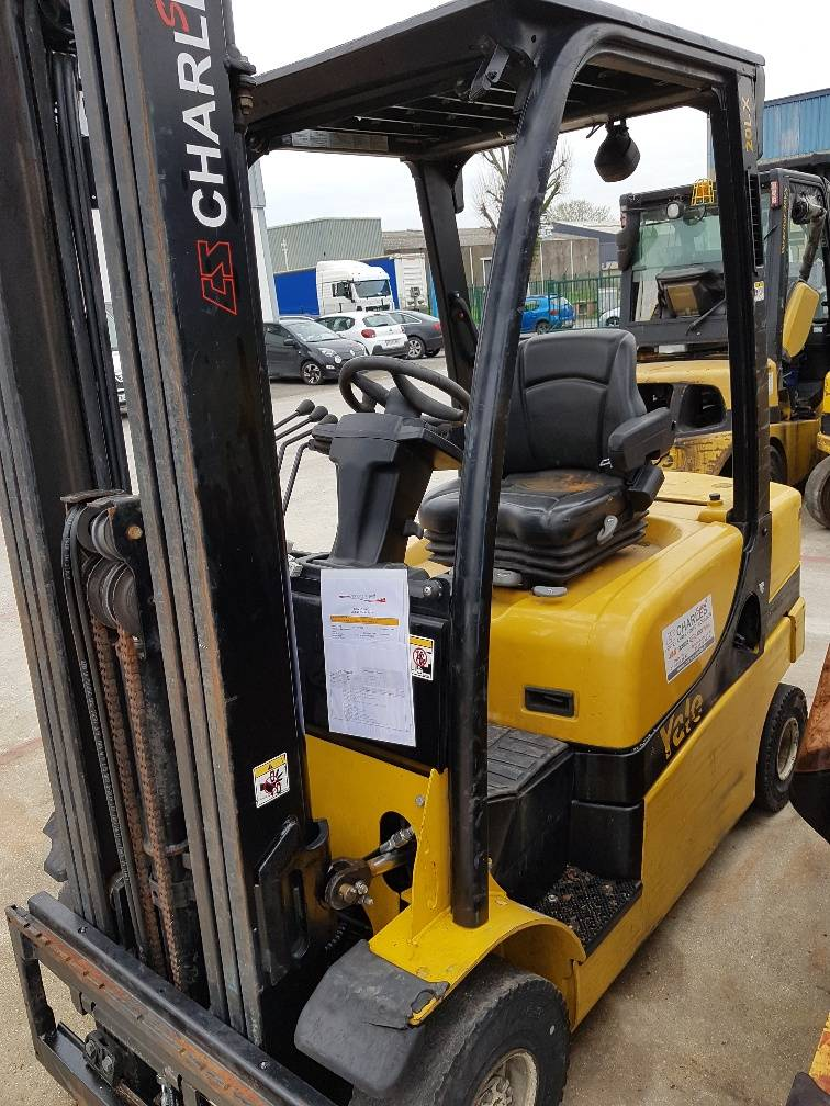 Yale GDP20LX, Diesel counterbalance Forklifts, Material Handling