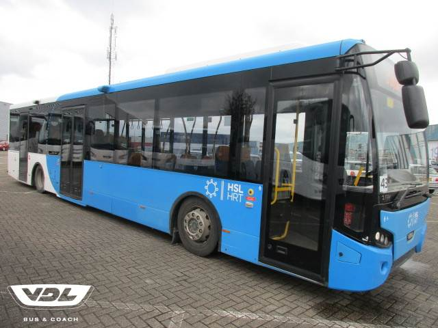 VDL Citea SLE-129/255, Public transport, Vehicles