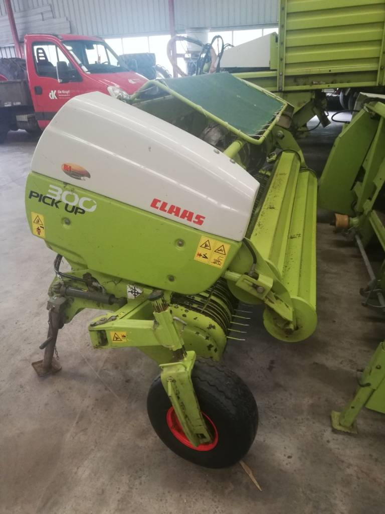 CLAAS 300 pro T, Forage harvester headers, Agriculture