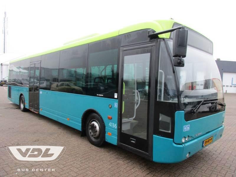 VDL Berkhof Ambassador 200, Autobus urbani, Veicoli