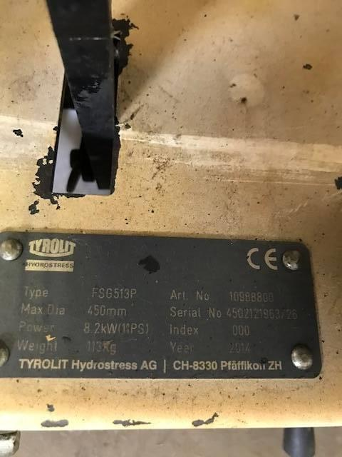 Wacker Neuson RCP-20/230, Concrete technology - Accessories, Products