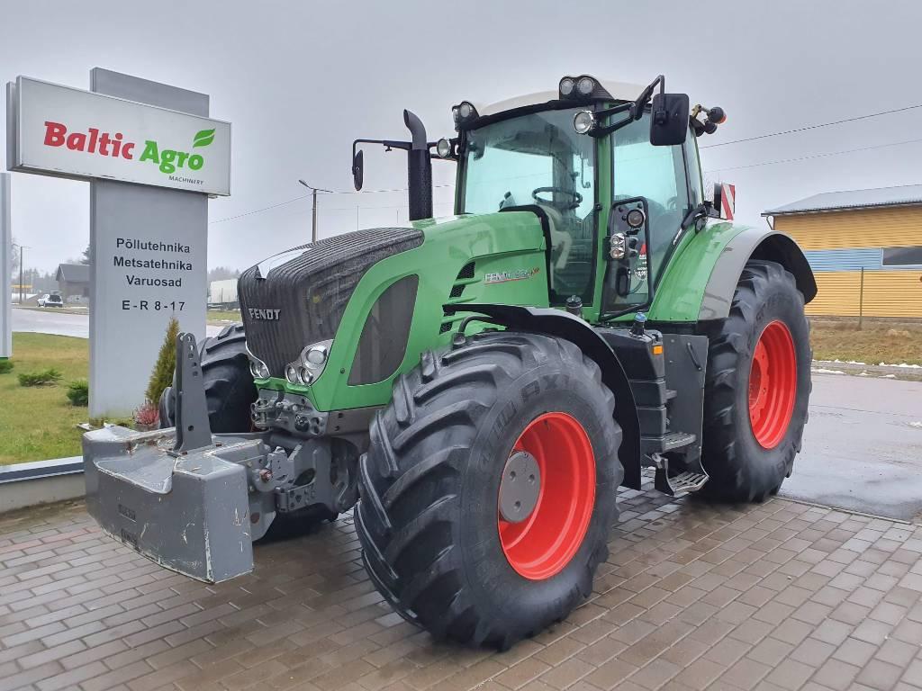Fendt 936, Traktorid, Põllumajandus