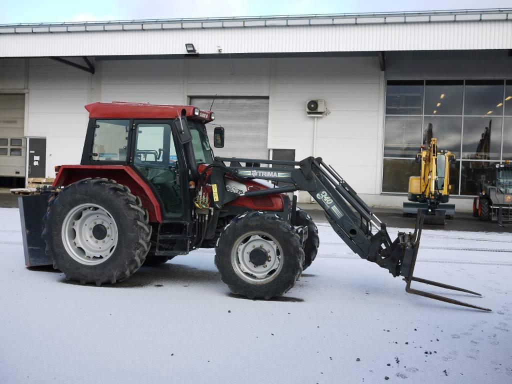 Case IH CS 75, Traktorit, Maatalous