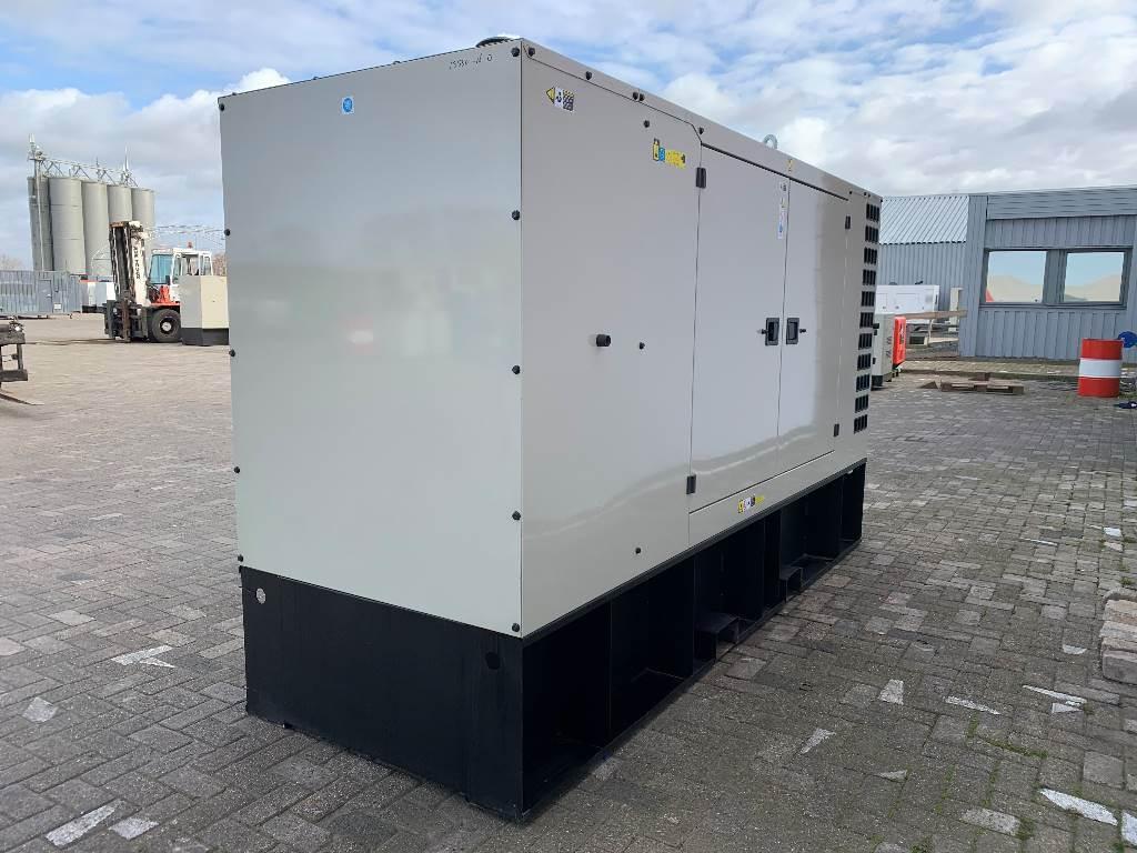 Doosan engine P086TI - 220 kVA Generator - DPX-15550, Diesel generatoren, Bouw