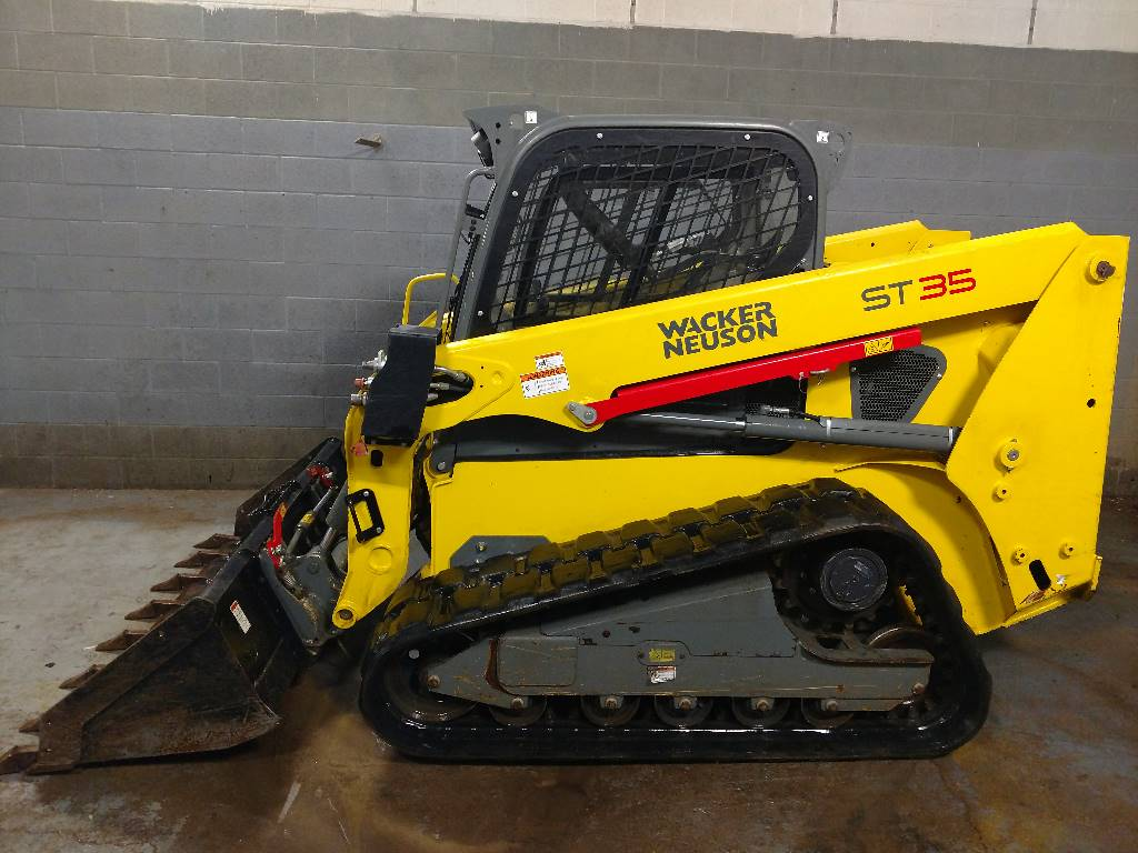Wacker Neuson ST35, Skid steer, Construction Equipment