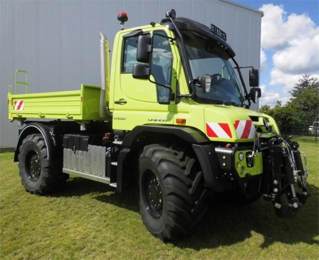 Mercedes-Benz Unimog U 530 Agrarausstattung, Andere Fahrzeuge, LKW/Transport