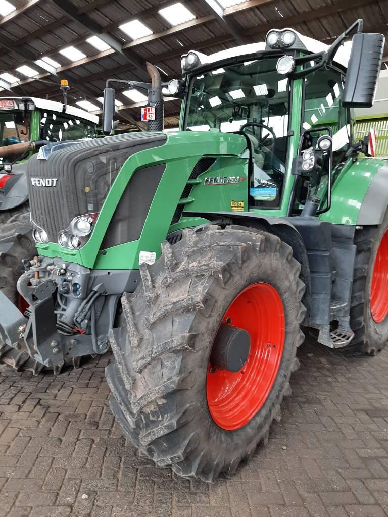 Fendt 824 Vario, Tractoren, Landbouw