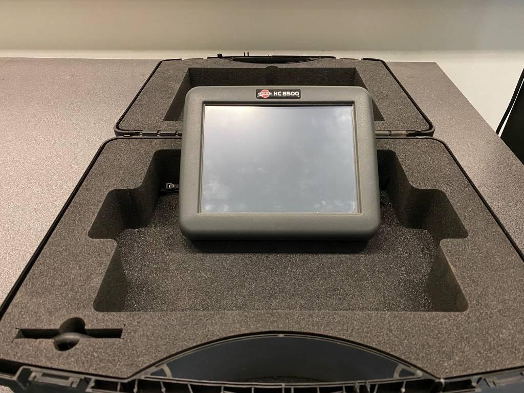 Hardi HC8500 control unit, Haagispritsid, Põllumajandus