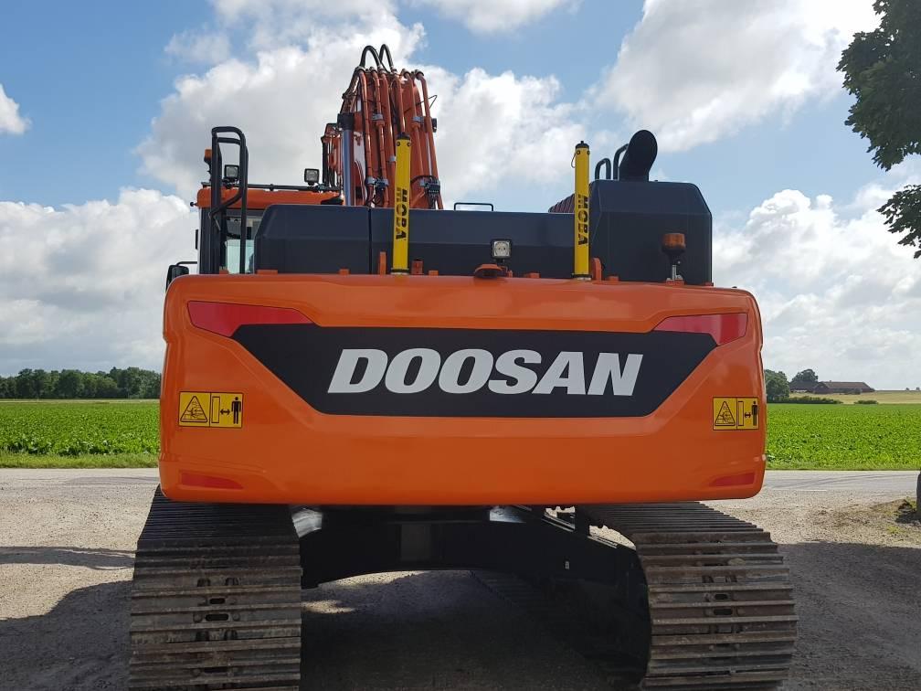Doosan DX 300 LC-5, Uthyres, Bandgrävare, Entreprenad