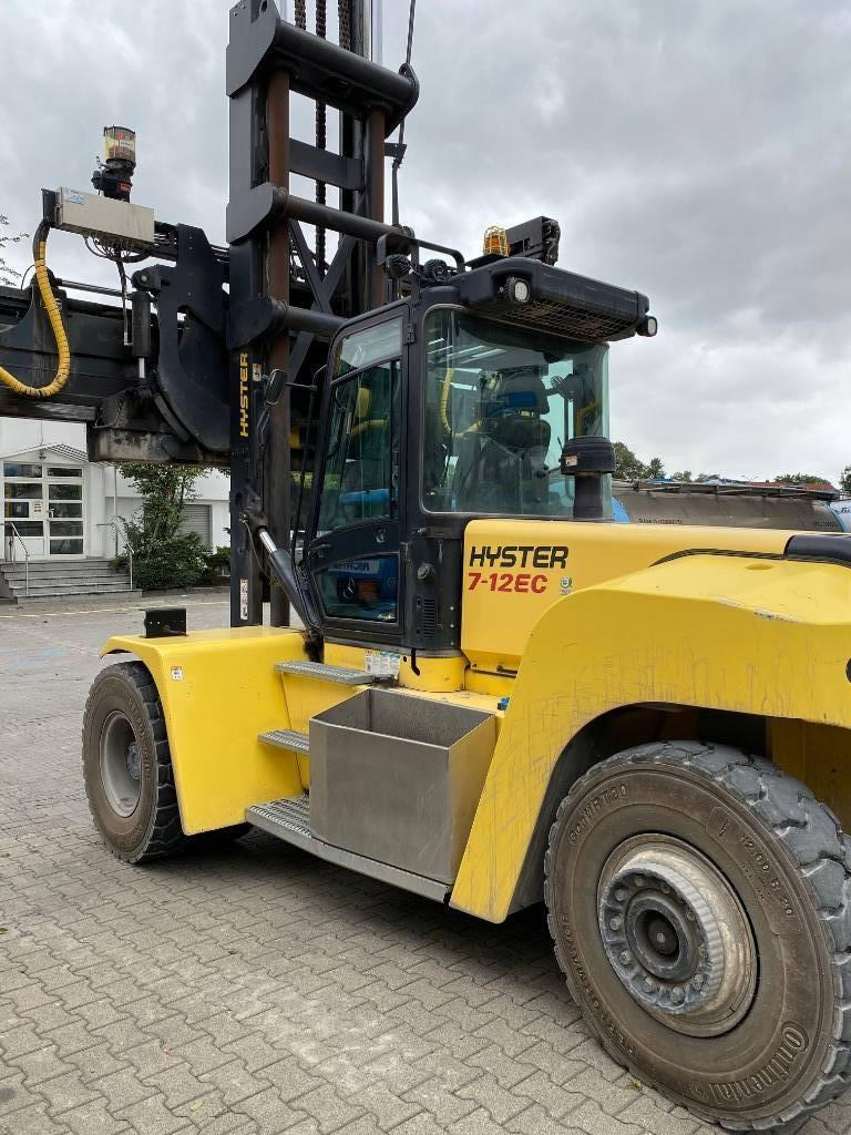 Hyster H7XM-12EC4/3, Container Handlers, Material Handling