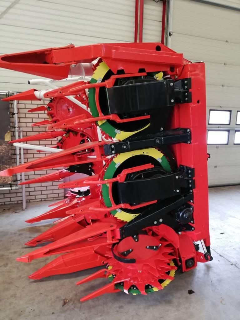 kemper 360 Plus, Forage harvester headers, Agriculture