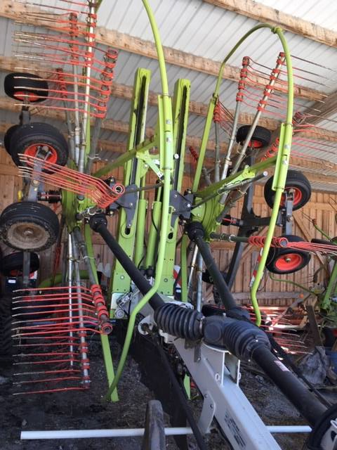 CLAAS LINER 2800, Other agricultural machines, Agriculture