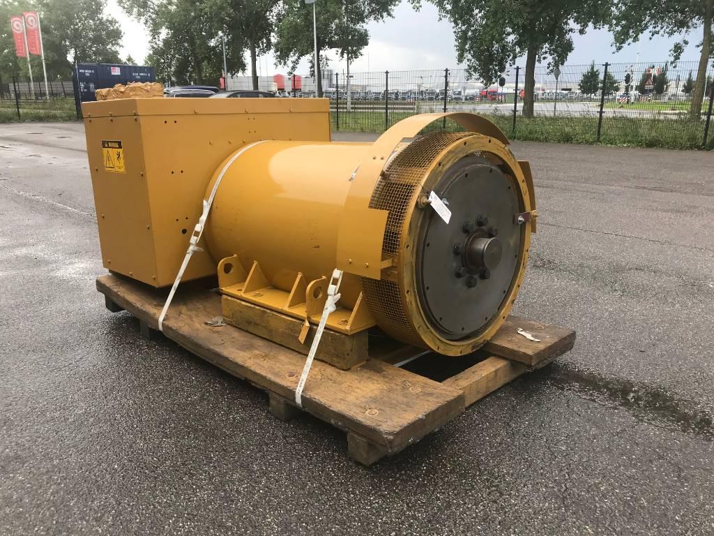 Caterpillar Generator End SR 4 - 920 kW - DPH 104275, Generator Ends, Construction