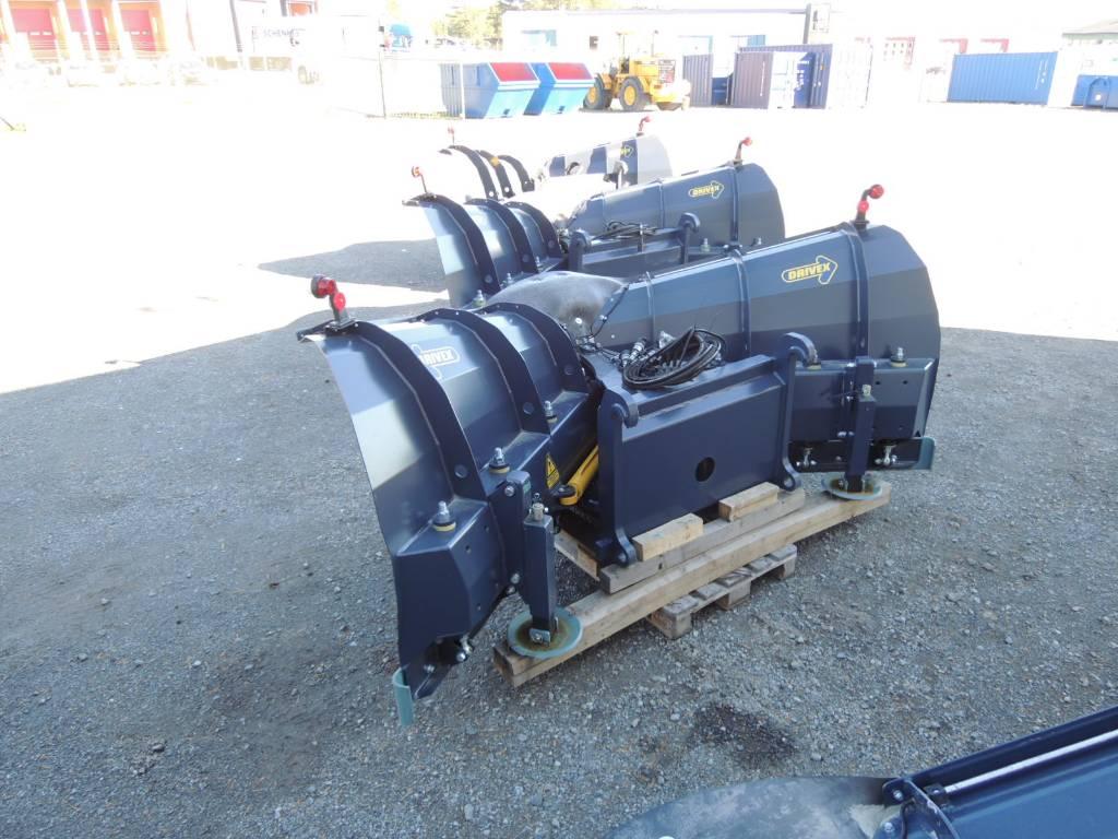 Drivex Vikplogar VB 3200, Plogar, Entreprenad