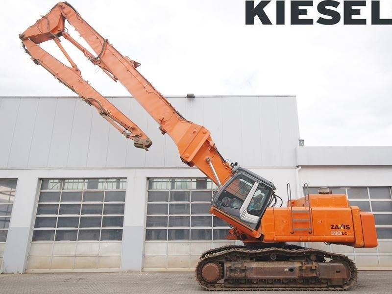 Hitachi ZX 520 LC D-3, Demolition, Construction Equipment