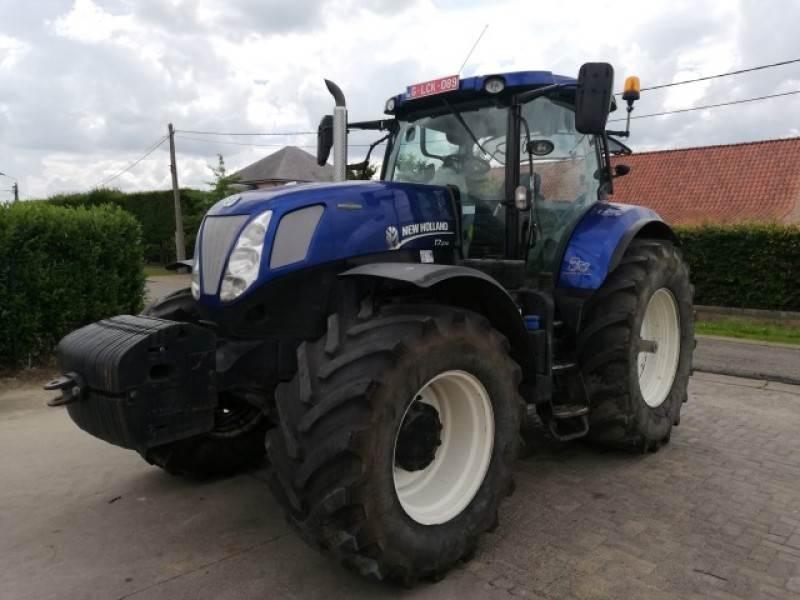 New Holland T7.270 Tier 4B (2014), Tractoren, Landbouw