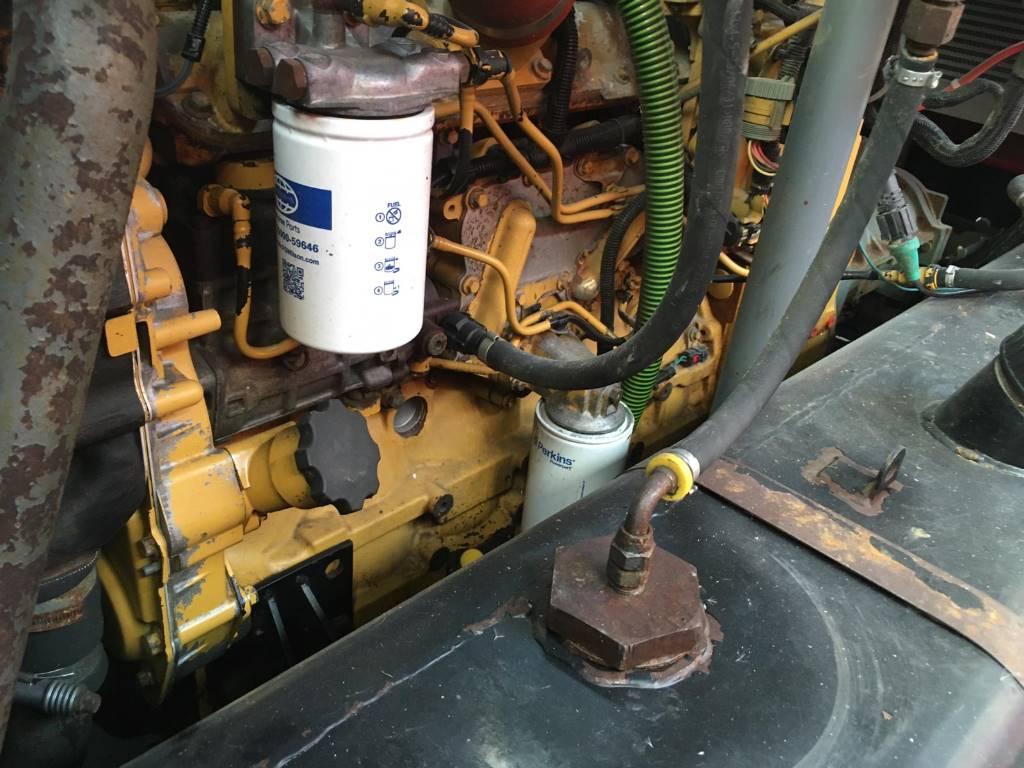 Atlas Copco XAHS 236 CD, Compresores, Construcción