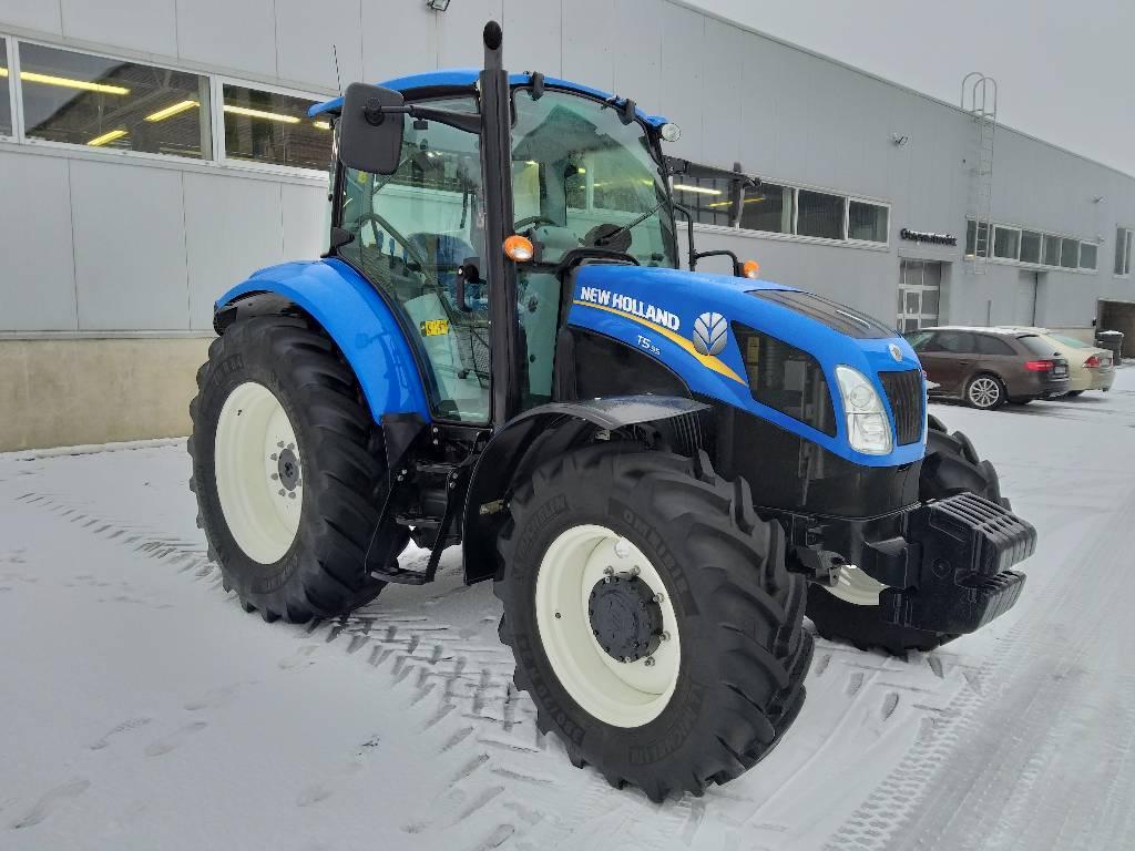 New Holland T5.95, Traktorid, Põllumajandus