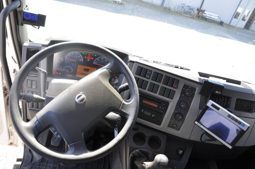 Volvo FL240 4X2, Skåpbilar, Transportfordon