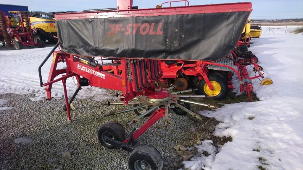 JF R 460 DS, Vaalutid, Põllumajandus