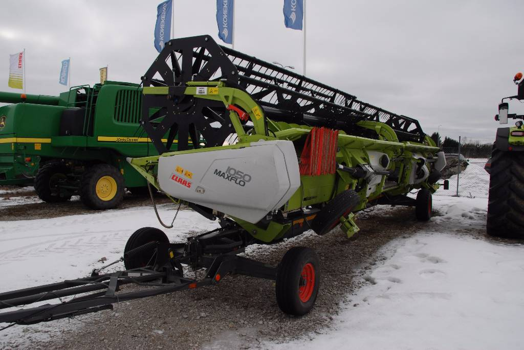 CLAAS Maxflo 1050, Combine harvester heads, Agriculture