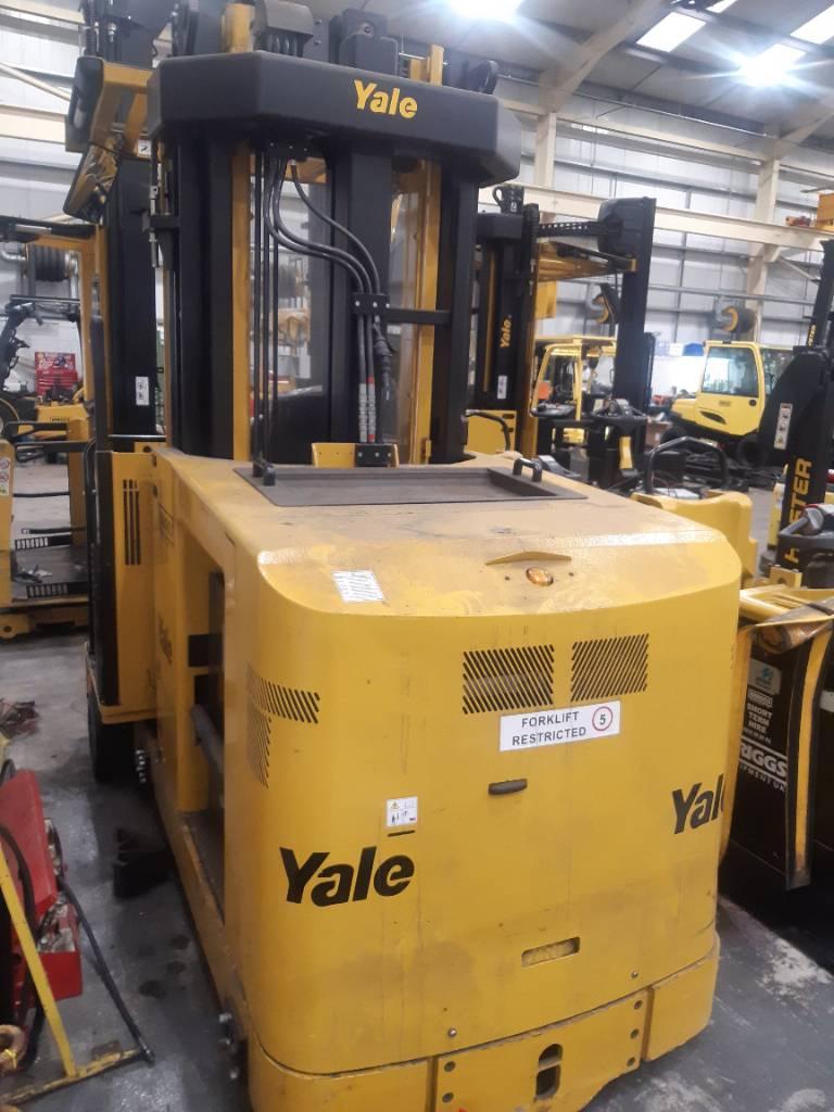 Yale MTC13, Very Narrow Aisle Trucks, Material Handling