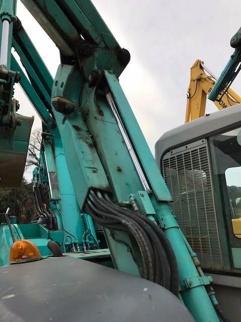 Kobelco SK75UR-3、油圧ショベル(ユンボ・パワーショベル・バックホー) 7t-12t、建設機械