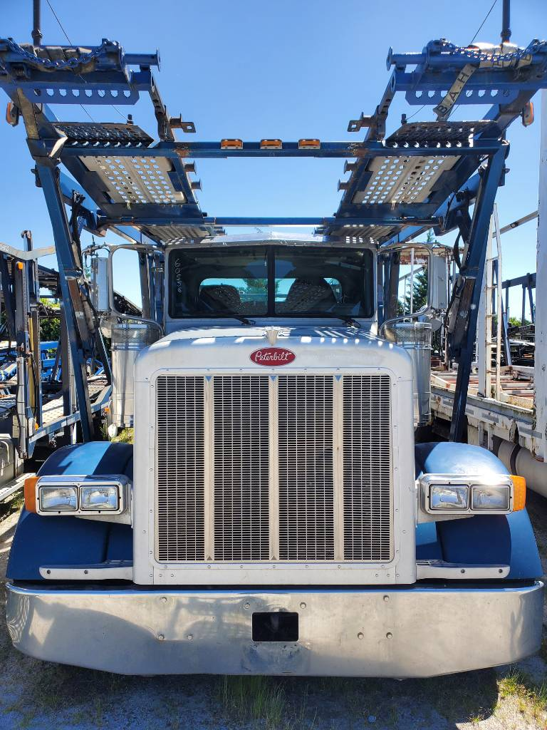 Peterbilt 379, Car Haulers, Trucks and Trailers