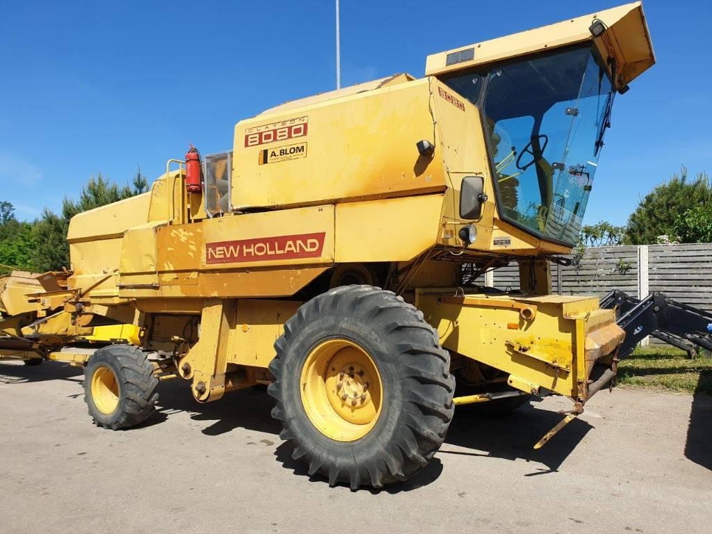 New Holland 8080, Kombainid, Põllumajandus