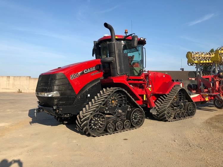 Case IH quadtrac 500, Traktorer, Lantbruk
