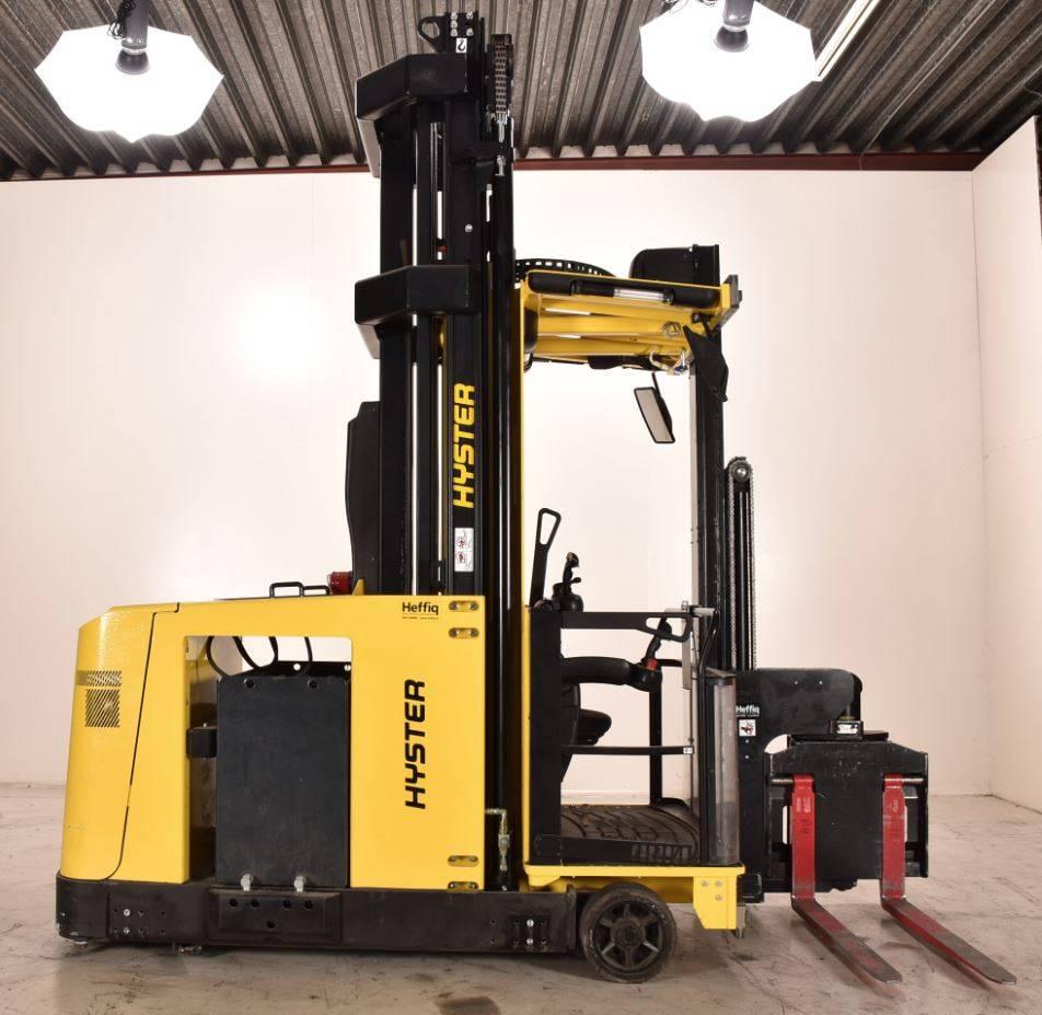 Hyster C1.3-48, High lift order picker, Material Handling