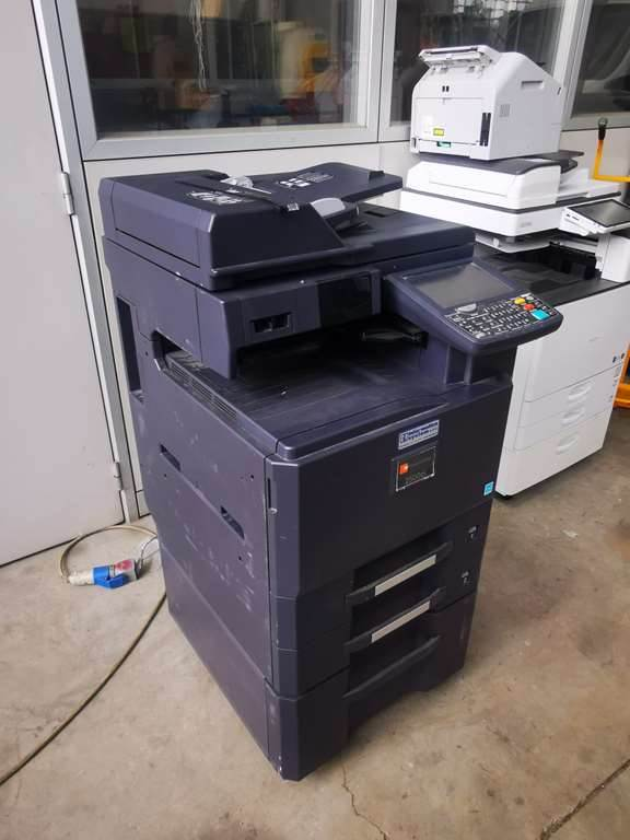 Triumph Adler 2500CI, Printers, Extra