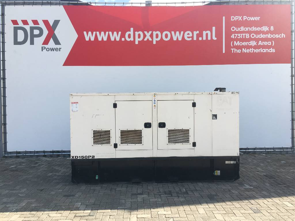 FG Wilson XD150P2 - Perkins  (No Power) - DPX-11895, Diesel generatoren, Bouw