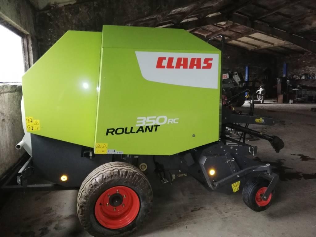 CLAAS Rollant 350 RC, Ritinių presai, Žemės ūkis