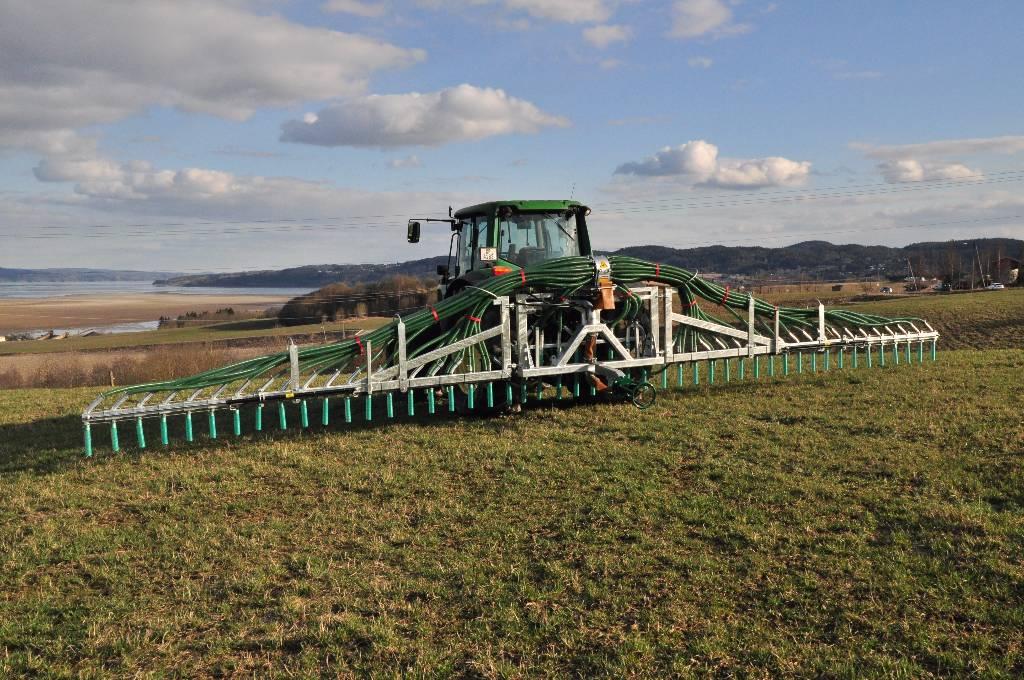SlurryKat 12m stripespreder, Gjødselspreder, Landbruk