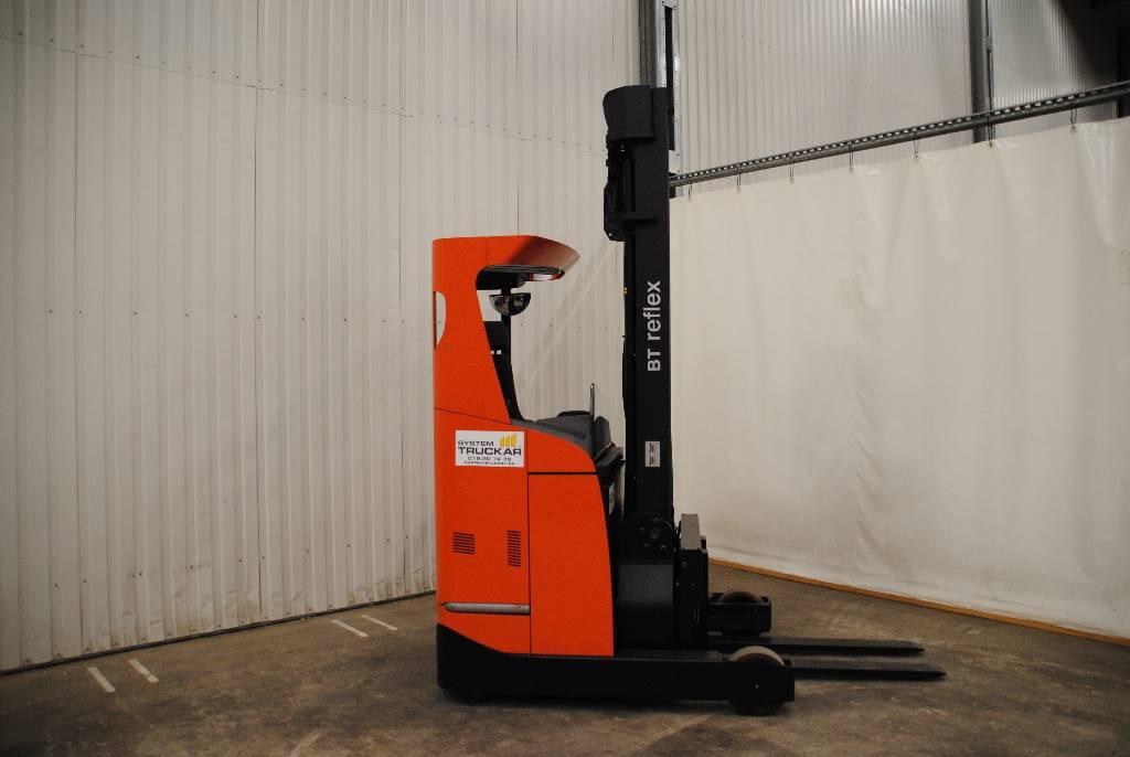 BT RRE 160E, Skjutstativtruck, Materialhantering