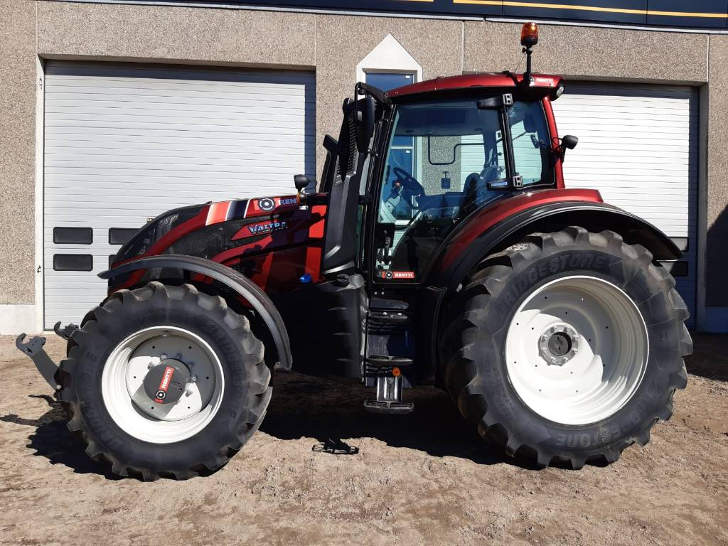 Valtra T174eV SmartTouch, Traktorit, Maatalous