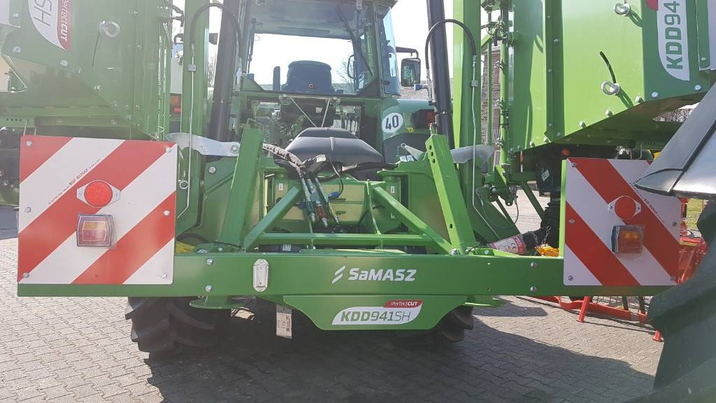 Samasz PerfectCut KDD941SH, Faucheuse-conditionneuse, Agricole