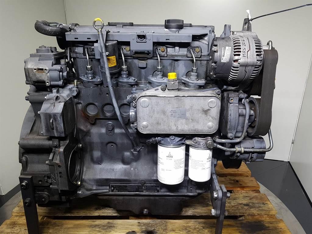 Deutz BF4M2012 - Engine/Motor