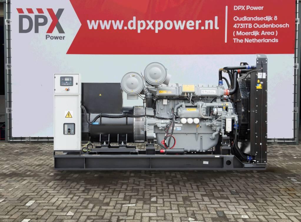 Perkins 2806A-E18TAG1A - 660 kVA Generator - DPX-15716, Diesel generatoren, Bouw