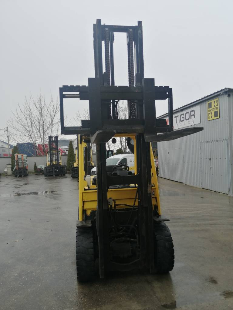 Hyster H5.00FT, Diesel counterbalance Forklifts, Material Handling