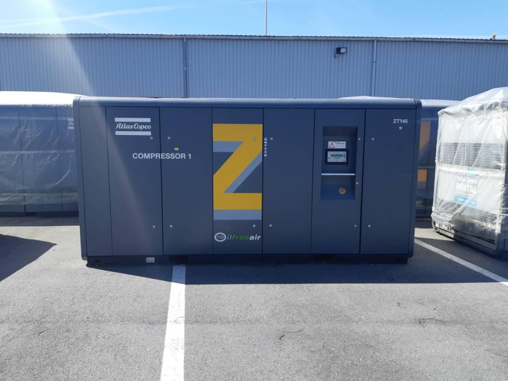 Atlas Copco ZT 145, Compressors, Industrial