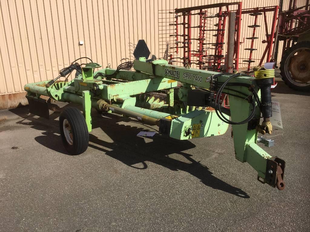 [Other] Stensträngläggare SRW 1400, Övriga maskiner för jordbearbetning, Lantbruk