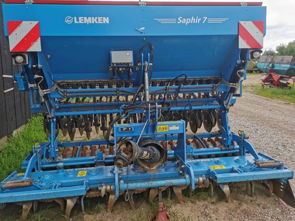 Lemken Saphir 7/300, Sėjimo technika, Žemės ūkis